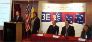 H.E. Patrick S. Moon, U.S. Ambassador to Bosnia and